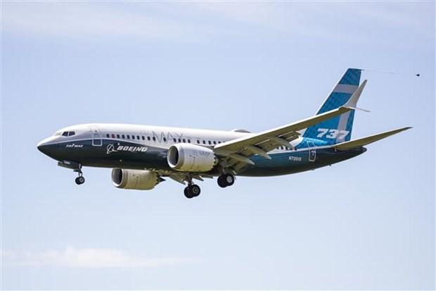Chau Au cho phep tien hanh thu nghiem may bay Boeing 737 MAX hinh anh 1