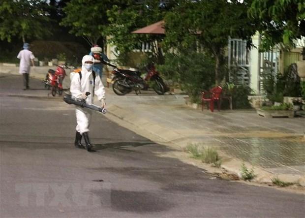 Quang Tri: Dich vu khong thiet yeu hoat dong tro lai tu 10/9 hinh anh 1