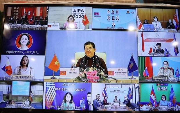 AIPA 41: Dau an Viet Nam trong vai tro Chu tich AIPA 2020 hinh anh 1