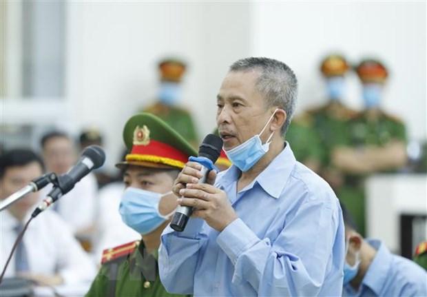 Vu an Dong Tam: Noi loi sau cung, cac bi cao deu bay to su an han hinh anh 1
