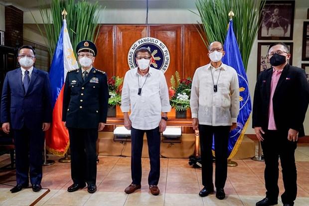 Philippines: Giai quyet van de Bien Dong tren co so luat phap quoc te hinh anh 1