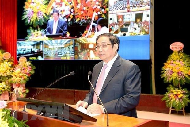 Hoc vien Chinh tri quoc gia Ho Chi Minh khai giang nam hoc 2020-2021 hinh anh 1