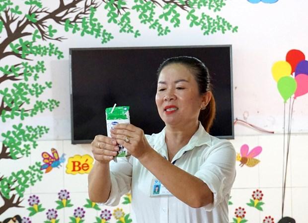 Binh Dinh tich cuc voi viec trien khai sua hoc duong trong nam hoc moi hinh anh 6