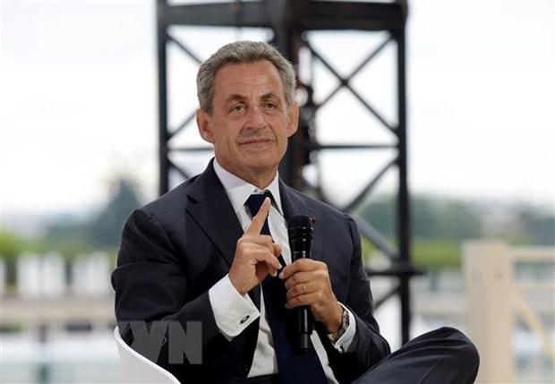 Phap: Toa an bac de nghi cua cuu Tong thong Nicolas Sarkozy hinh anh 1