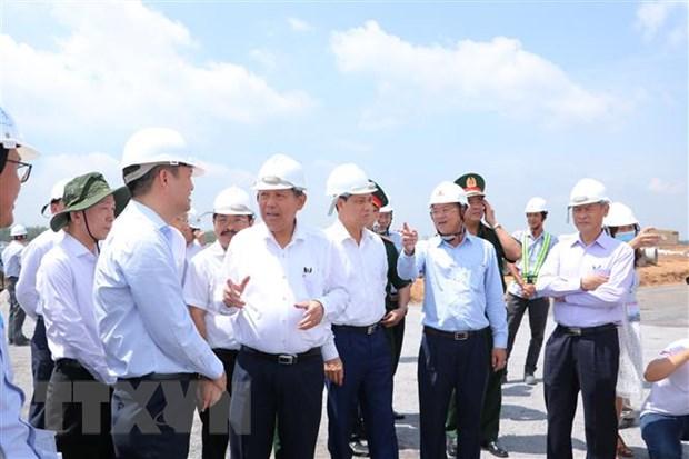 """""""Không để lấn chiếm, xây dựng trái phép dự án sân bay Long Thành"""""""