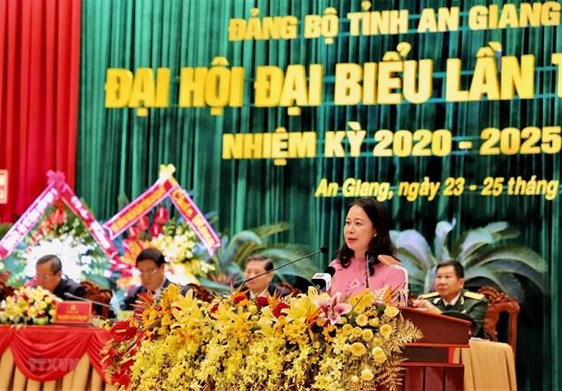 14 Dang bo to chuc thanh cong Dai hoi nhiem ky 2020-2025 hinh anh 2