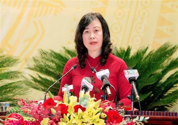 14 Dang bo to chuc thanh cong Dai hoi nhiem ky 2020-2025 hinh anh 4