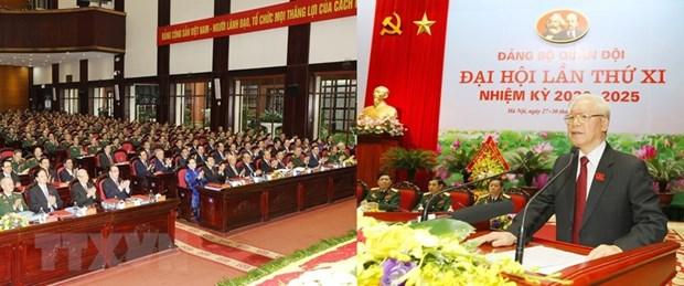 14 Dang bo to chuc thanh cong Dai hoi nhiem ky 2020-2025 hinh anh 3