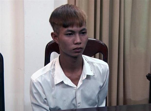 Phu Yen: Bat giu doi tuong giet me ruot de lay tien tieu xai hinh anh 1
