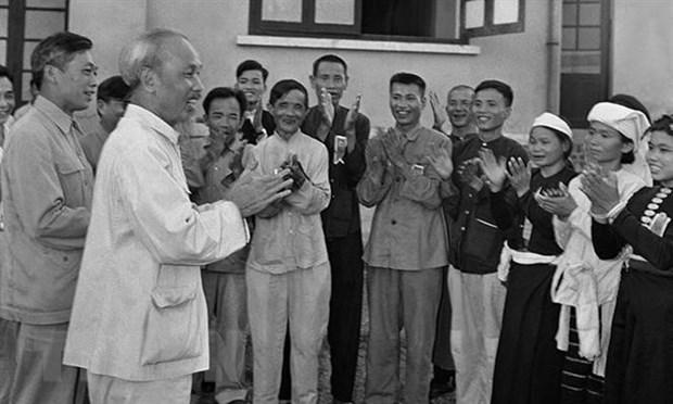 Phat huy gia tri tu tuong cua Chu tich Ho Chi Minh ve cong tac dan van hinh anh 1