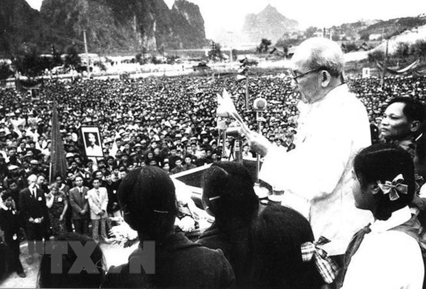 Phat huy gia tri tu tuong cua Chu tich Ho Chi Minh ve cong tac dan van hinh anh 3