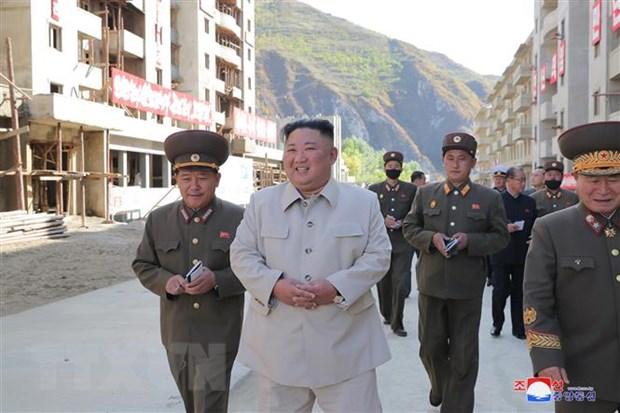 Trieu Tien thanh lap truong dai hoc dat theo ten ong Kim Jong-un hinh anh 1
