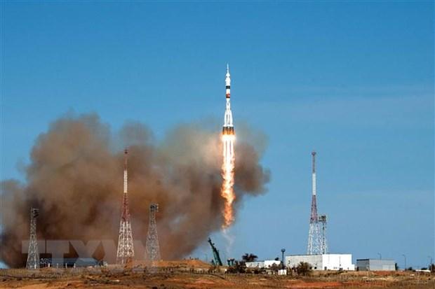 Roscosmos: He thong cung cap oxy tren tram vu tru ISS gap su co hinh anh 1