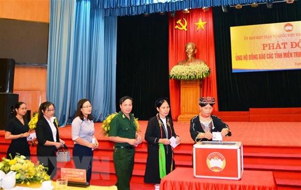 Tuyen Quang phat dong thi dua thuc hien Nghi quyet Dai hoi Dang hinh anh 1