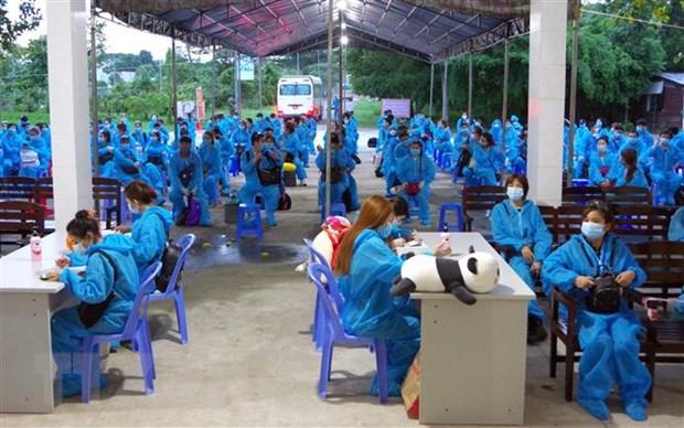 Đưa 280 công dân Việt Nam từ Đức và một số nước châu Âu về nước