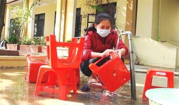Quang Binh khac phuc kho khan de hoc sinh som tro lai truong sau lu hinh anh 2