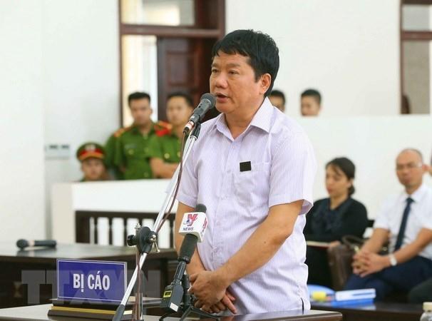 Ông Đinh La Thăng. (Ảnh: Doãn Tấn/TTXVN)
