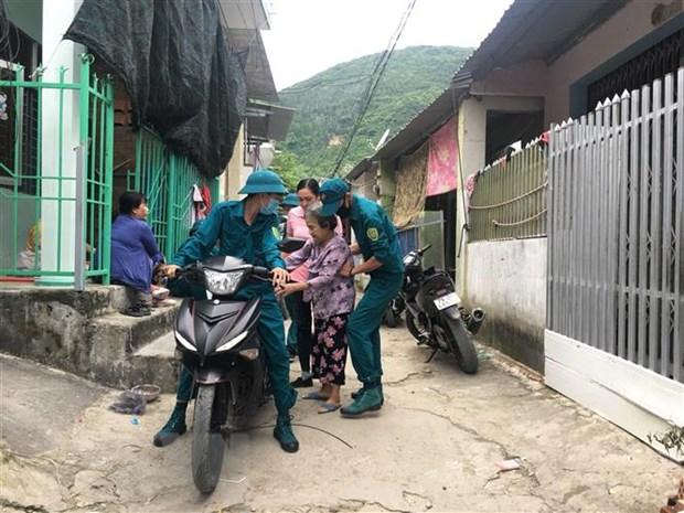 Bao so 9 giat cap 17 huong ve khu vuc Quang Ngai-Binh Dinh hinh anh 2