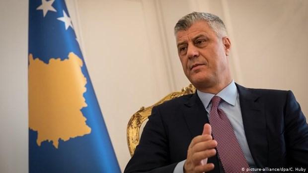 Nguoi dung dau vung lanh tho Kosovo tu chuc de ra hau toa hinh anh 1