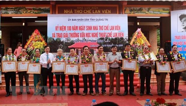 Ky niem 100 nam ngay sinh nha tho Che Lan Vien tai tinh Quang Tri hinh anh 2