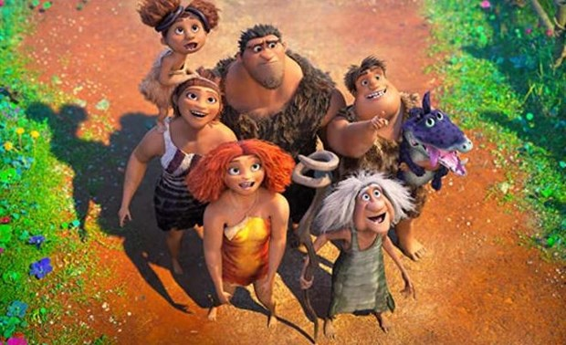 'The Croods: A New Age' dot pha doanh thu trong mua dai dich o Bac My hinh anh 1