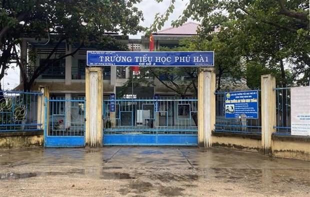 Toan bo hoc sinh tren dia ban tinh Ninh Thuan nghi hoc tranh mua lu hinh anh 1