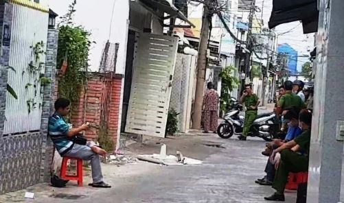 Tien Giang: Dieu tra vu truy sat trong dem lam 1 nguoi bi thuong nang hinh anh 1