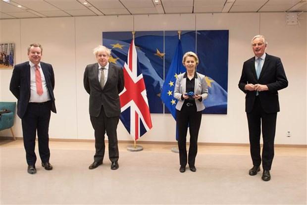 Gap genh duong ve dich cua thoa thuan thuong mai hau Brexit hinh anh 1