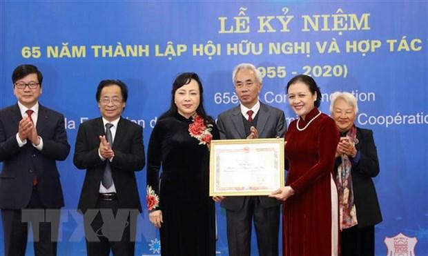 Khong ngung dong gop cho su phat trien cua quan he Viet Nam-Phap hinh anh 3
