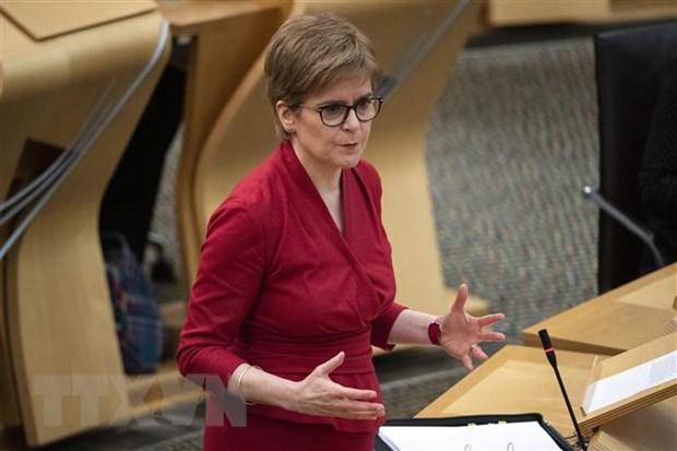 Thu hien Scotland keu goi Anh tim cach keo dai thoi han chuyen tiep hinh anh 1