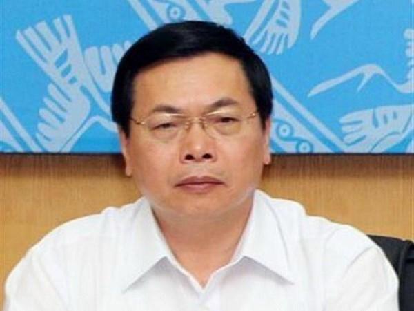 Ngay 7/1/2021, xet xu cuu Bo truong Bo Cong Thuong Vu Huy Hoang hinh anh 1