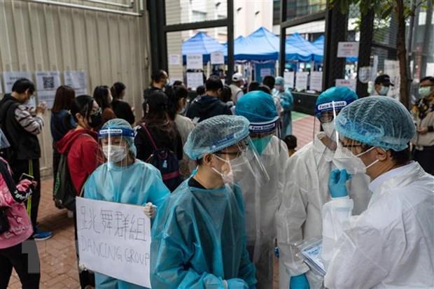 COVID-19: Hong Kong phat hien 2 ca nhiem bien the moi cua SARS-CoV-2 hinh anh 1