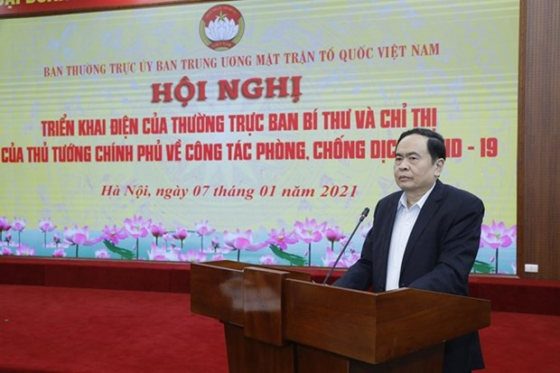 Hon 14 ty dong cham lo cho nguoi ngheo, gia dinh chinh sach dip Tet hinh anh 1