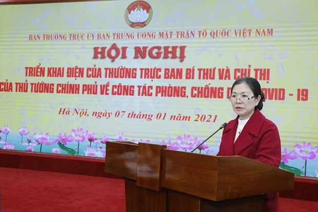 Hon 14 ty dong cham lo cho nguoi ngheo, gia dinh chinh sach dip Tet hinh anh 2