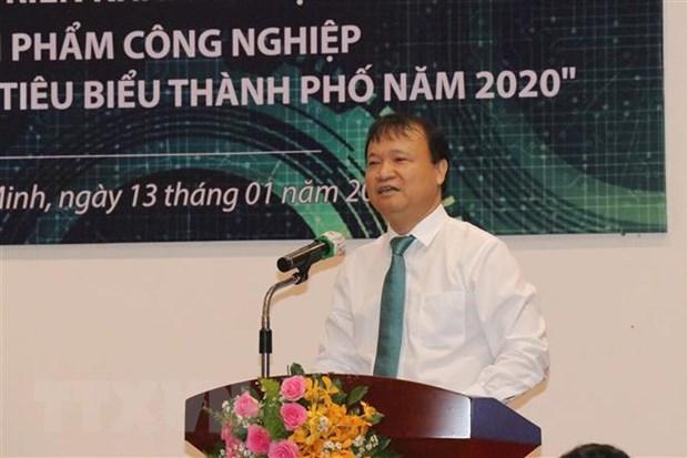 Thanh pho Ho Chi Minh uu tien phat trien 4 nganh cong nghiep trong yeu hinh anh 1
