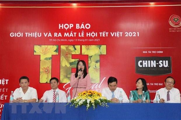 Le hoi Tet Viet 2021: Ton vinh gia tri, tinh hoa truyen thong tot dep hinh anh 1