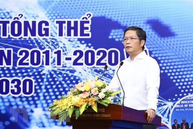 Nganh Cong Thuong khac phuc han che trong cai cach hanh chinh hinh anh 2