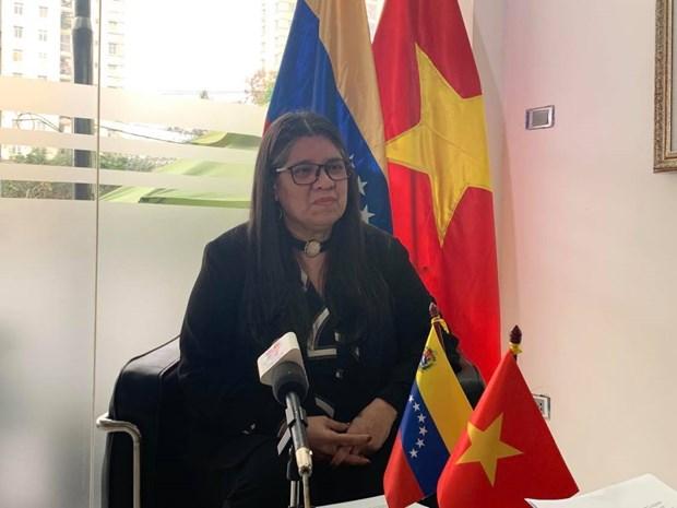 Dai su Venezuela tai Viet Nam: Dai hoi XIII - chia khoa cua tuong lai hinh anh 1