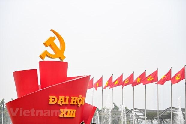 Bao Duc: Dai hoi quyet dinh nhiem vu chinh tri, kinh te cua Viet Nam hinh anh 1