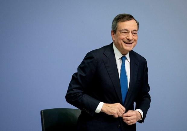 Tong thong Italy trao quyen thanh lap chinh phu cho cuu Chu tich ECB hinh anh 1