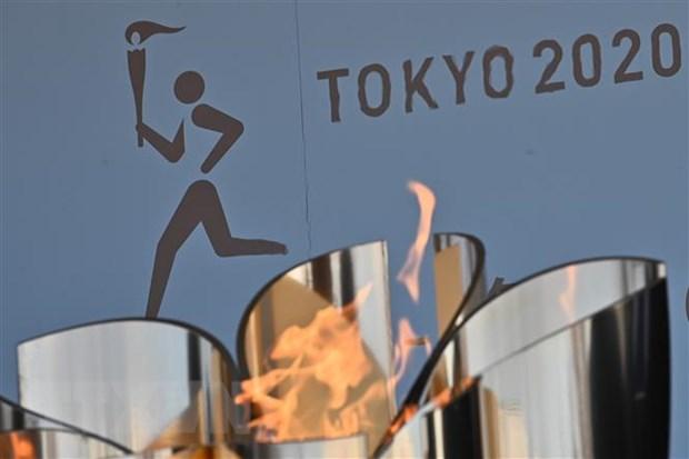 Cong bo quy tac phong chong COVID-19 tai Olympic Tokyo hinh anh 1