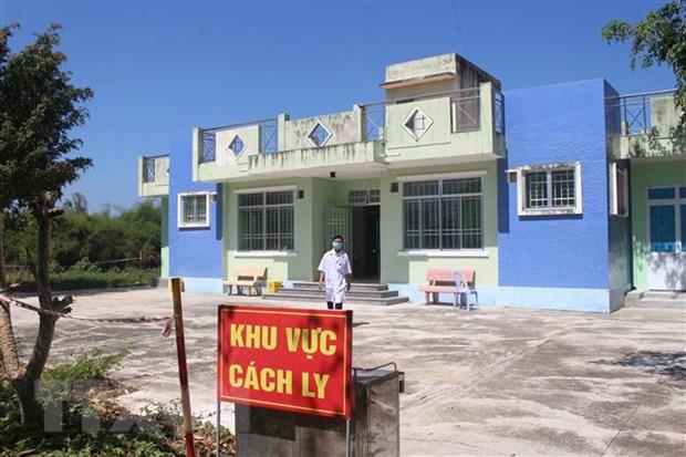Khanh Hoa: Nhung cau chuyen dep o noi dieu tri benh nhan COVID-19 hinh anh 1