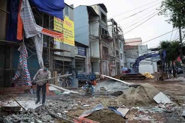 TP Ho Chi Minh go kho cho doanh nghiep kinh doanh bat dong san hinh anh 1