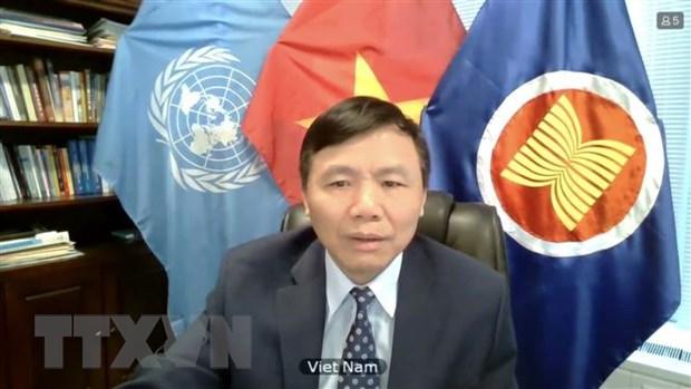 Viet Nam keu goi Myanmar cham dut bao luc, tim giai phap thoa dang hinh anh 1