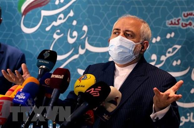 Iran se ra ke hoach hanh dong cu the mang tinh xay dung ve hat nhan hinh anh 1