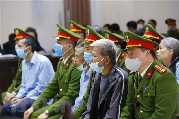 De nghi y an so tham doi voi 6 bi cao trong vu an Dong Tam hinh anh 1