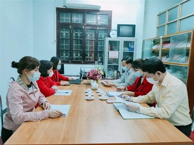 Tuyen Quang: Cham dut hop dong cong ty bao ve danh nguoi nha benh nhan hinh anh 2