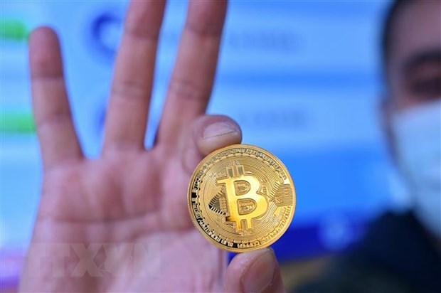 Gia tri dong Bitcoin lan dau tien vuot nguong 60.000 USD hinh anh 1