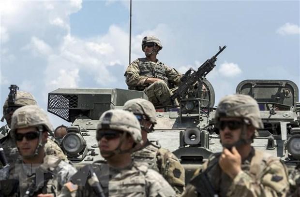 30.000 binh sy NATO va My tham gia tap tran quy mo lon o Balkan hinh anh 1