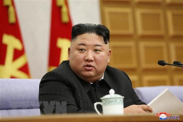Nha lanh dao Trieu Tien Kim Jong-un gui thu cho Chu tich Trung Quoc hinh anh 1